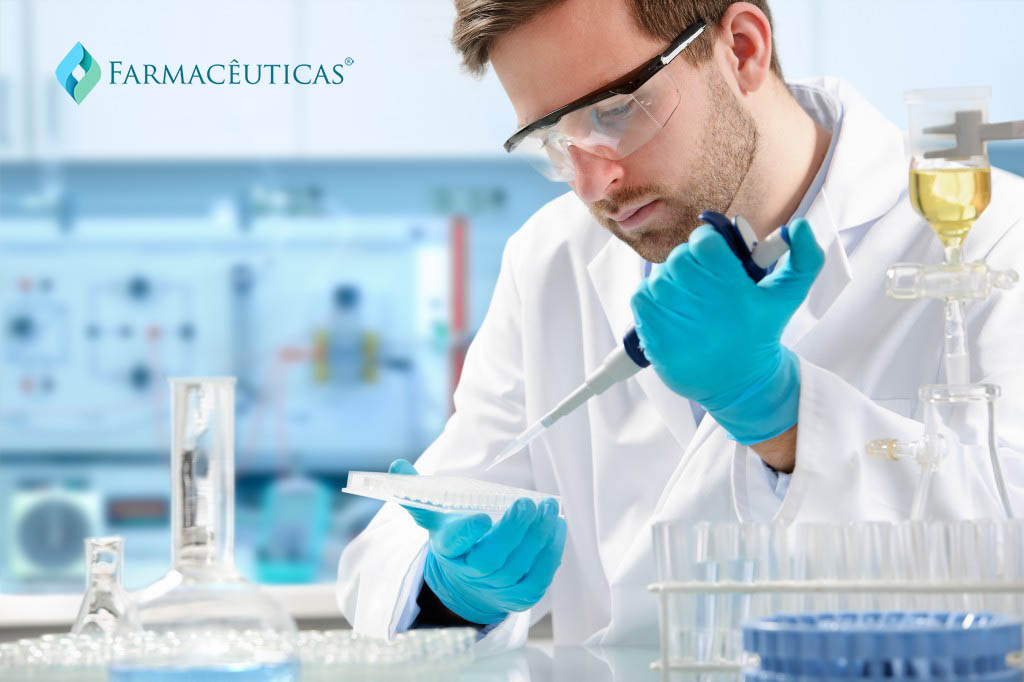 Especialista em Controle de Qualidade - Farmaceuticas