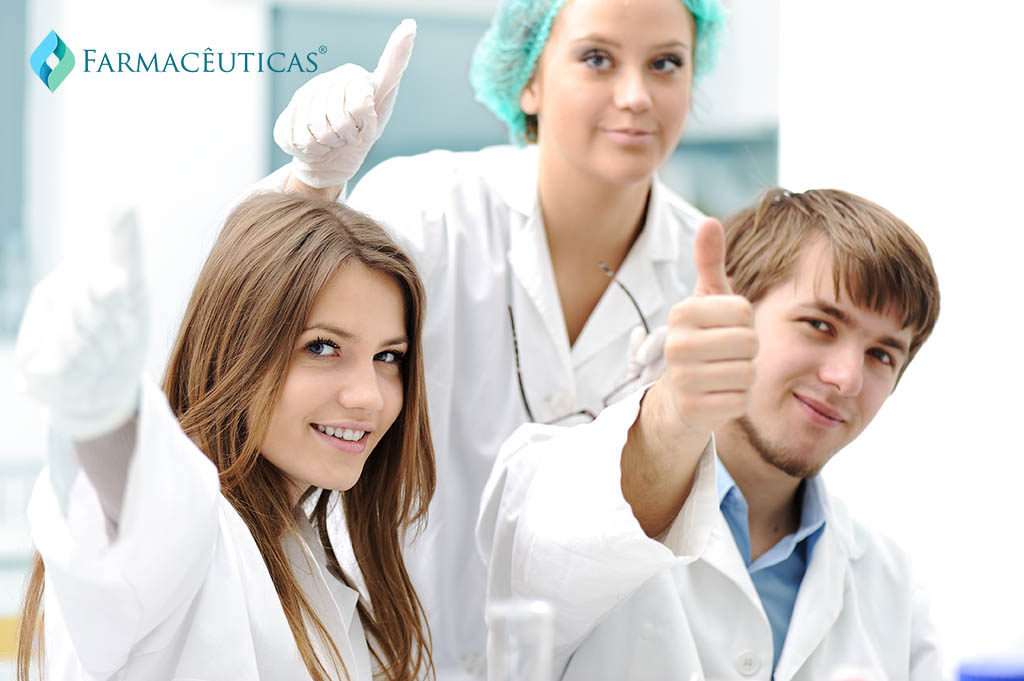 Estágio para estudantes de Engenharia Química e Farmácia - Qualidade - Farmaceuticas